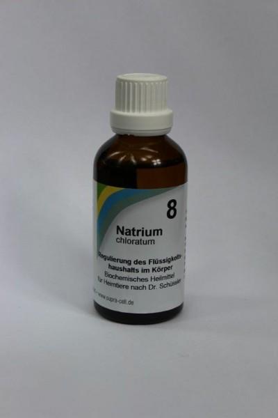 Nr. 8 Natrium chloratum - 50 ml Lösung