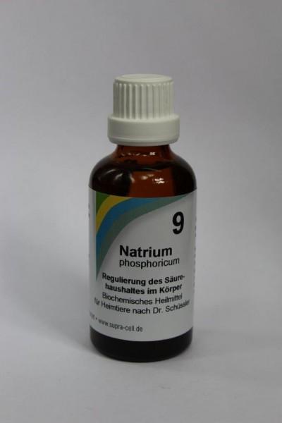 Nr. 9 Natrium phosphoricum - 50 ml Lösung