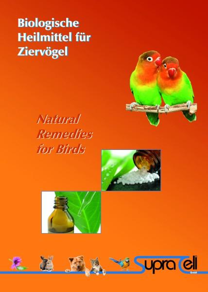 Broschüre zur Vogel Serie