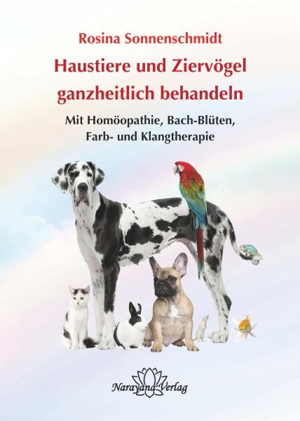 Haustiere ganzheitlich behandeln | Dr. Rosina Sonnenschmidt