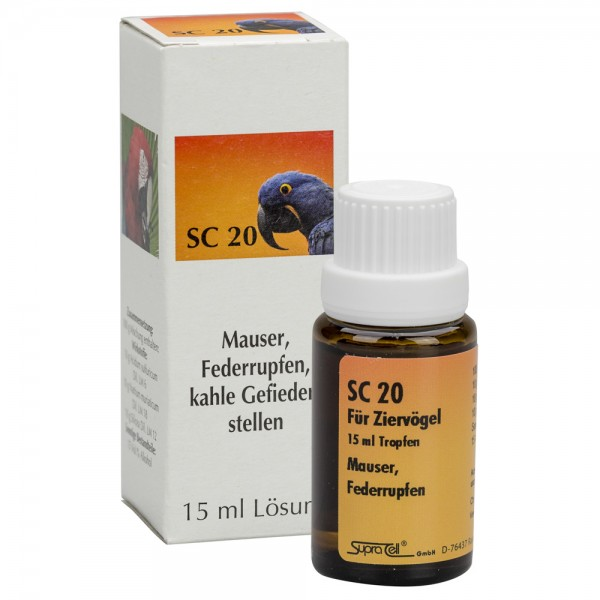 SC 20 - 15 ml Lösung