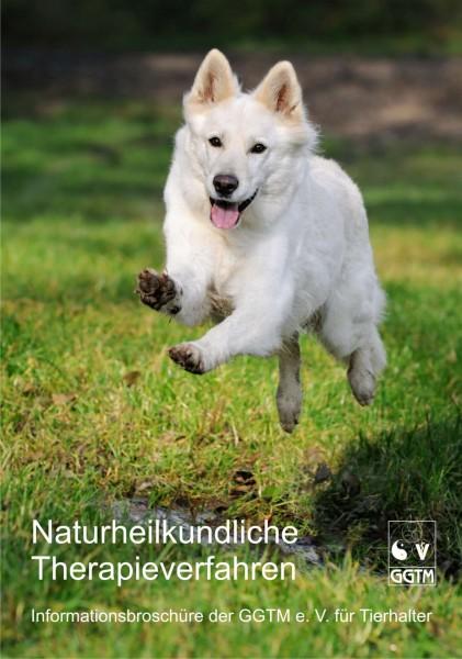 """Informationsbroschüre """"Naturheilkundliche Therapieverfahren"""""""